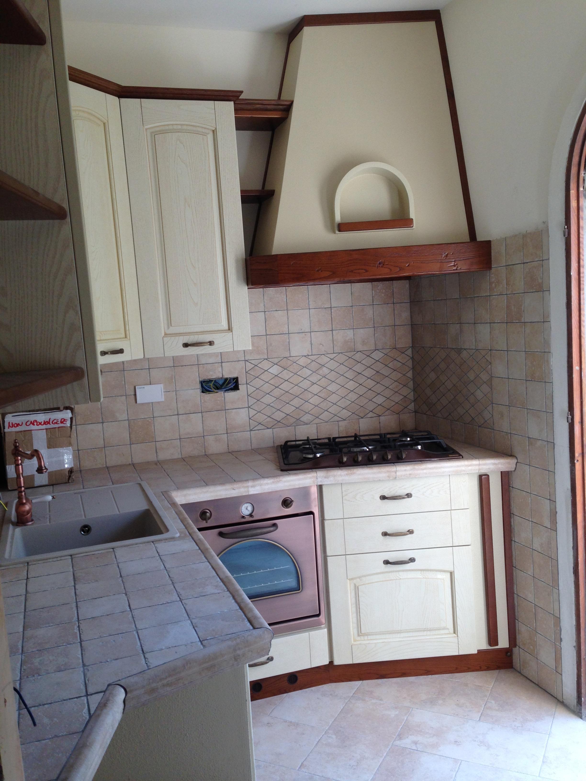 Cucina bagno e tavola mobili gentilini - Bagno finta muratura ...